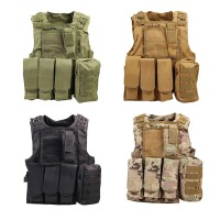Rompi Tactical fsbe Airsoft Body Vest Army Militer Asli Import