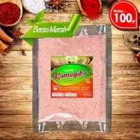 Komugiko Tepung Beras Merah 100gr Sanfood Tepung Beras Organik