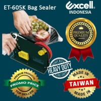 Excell Bag Sealer / Dispenser Tape / Solatip Buah (Made In Taiwan