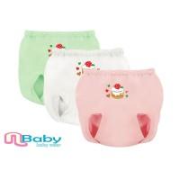 Nbaby Celana Dalam Anak Bayi 3 PCS NBC 3267
