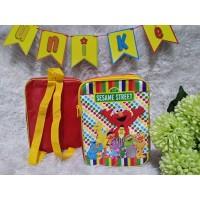 RANSEL KITAB Tas souvenir ulang tahun anak goodie bag goody ultah mura