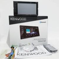 Kenwood DDX419BT Double Din Head Unit Audio Mobil