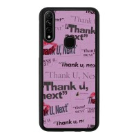 Casing Oppo A31 Thank You Next Ariana Grande L2723