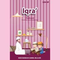 Mainan Edukasi Anak Laki Laki 2 Tahun Flash Card Mengaji Iqro