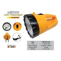 Lampu Senter Emergency M2000 LED Super Strong MR-8012HN
