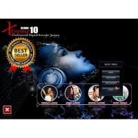 Software Karaoke DZONE Xtreme bonus 1200 lagu