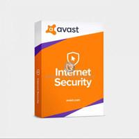 Lisensi Original Avast Internet Security 1 Year 1 User