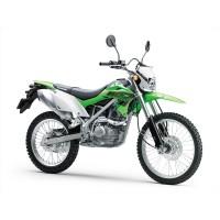 Kawasaki KLX 150BF VIN 2021 JOGJA KEDU BANYUMAS