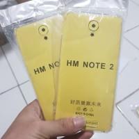 XIAOMI REDMI NOTE 2 anticrack case soft case anti crack
