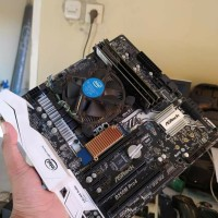 Asrock B250m pro4 + i5 6500 + Ram 16gb + SSD M2 128GB