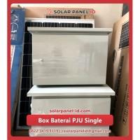 Box Baterai PJU Solarcell Single Aki