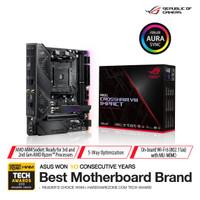 ASUS ROG Crosshair VIII Impact AMD AM4 X570 Gaming Motherboard