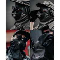 Masker Bowin Balaclava Full Face Premium N99 (Masker Motor Ninja)