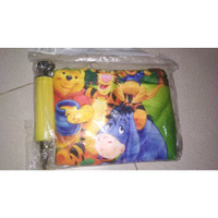 Air Sofa Kursi Balon Tiup Barang Mainan Unik Cartoon Winnie The Pooh