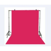 background foto polos pink, 2.5x3m