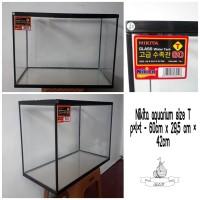 Nikita Glass aquarium size T 60×29,5×46 cm