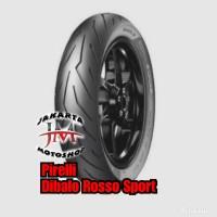Ban Tubless Diablo Rosso Sport 90/80 Ring 17 Vixion Jupiter MX King