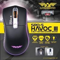 Mouse Gaming Powerlogic Armageddon HAVOC III (4000 Dpi) Original