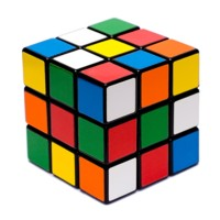 Rubix Magic Cube Mainan Rubik