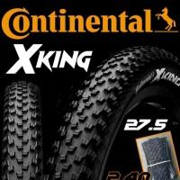 Ban Luar Cross Sepeda CONTINENTAL X KING 2.75 x 2.40