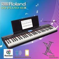Roland Go Piano 61 - Xstand / Go Piano 61P Digital Piano Garansi Resmi