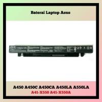 Baterai Laptop Asus A450 A450C A450CA A450LA A550LA Series