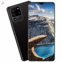 Smartphone S20U Android S20U RAM 8GB ROM 256GB Dual Sim 4G LTE - Hitam
