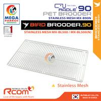 Rcom Inkubator Bird Brooder 90 / Pet Brooder 90 Stainless Mesh