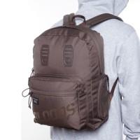 BLOODS Tas Bag Pack Loop 02 Brown