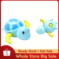✨Ready✚✨Mainan Bak Mandi Bentuk Kura-kura Berenang Putar Jalan