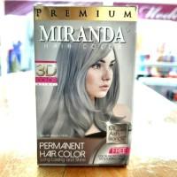 miranda hair color cat rambut mc 16 Ash Blonde