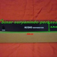 Promo Box audio distributor, Tone control, Rangkaian Berkualitas