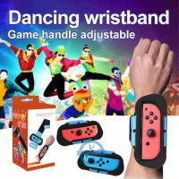 Arm Band Wrist Strap Dancing Game for Nintendo Switch Joy Con Handle