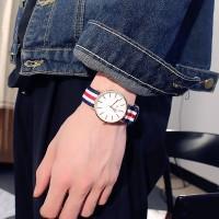 Versi korea dari arloji kanvas mini sederhana watchbrands jam tangan