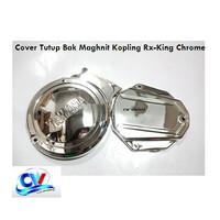 Cover Tutup Bak Maghnit Kopling Rx-King Chrome