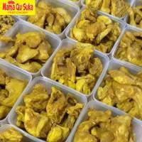 Ayam Paha Atas Bumbu Kuning