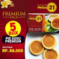 Pie Susu 21 Bali Premium Pack