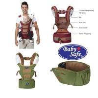 Baby Safe Baby Carrier Hip Seat Gendongan Bayi