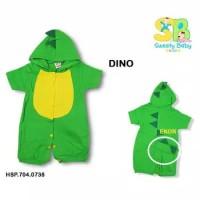 Baju Bayi Jumper Motif Binatang / Baju Jumper Bayi Unisex 3 - 6 bln