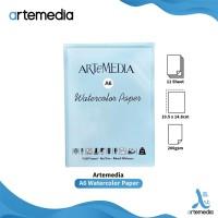 Artemedia Watercolour Paper A6 - Alat Lukis - Kertas Cat Air