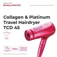 Tescom Pengering Rambut Collagen & Ion Hair Dryer TCD45