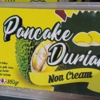 pancake Durian asli Medan non crem