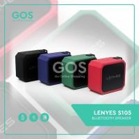 Speaker Bluetooth Portable Waterproof Tahan Banting LENYES S105