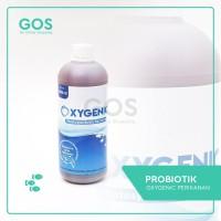 Probiotik Oxygenic Bakteri Starter Kolam Akuarium Aquascape ukuran 1L