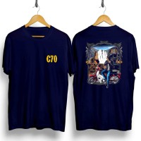 Kaos Baju Distro Grosir dan Ecer Keren Motif C70