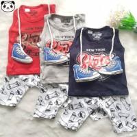 Baju Kutung Bayi Laki 3-9 Bulan Keren Little Gentleman