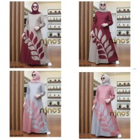 Arabian maxi dress/gamis muslim/busana hijabers wanita murah