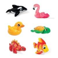 Mainan Bermain Mandi Anak/Bayi/Baby PUFFN PLAY WATER TOYS 58590- Intex