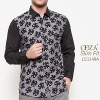 Kemeja Pria / Baju Batik Slimfit / Baju Pesta / Baju Keluarga D535