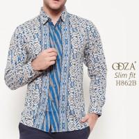 Batik Pria / Kemeja Batik Slimfit / Baju Pesta / Baju Keluarga TOP4